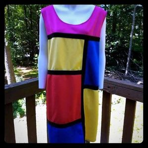 Dresses & Skirts - Plus size colorblock dress